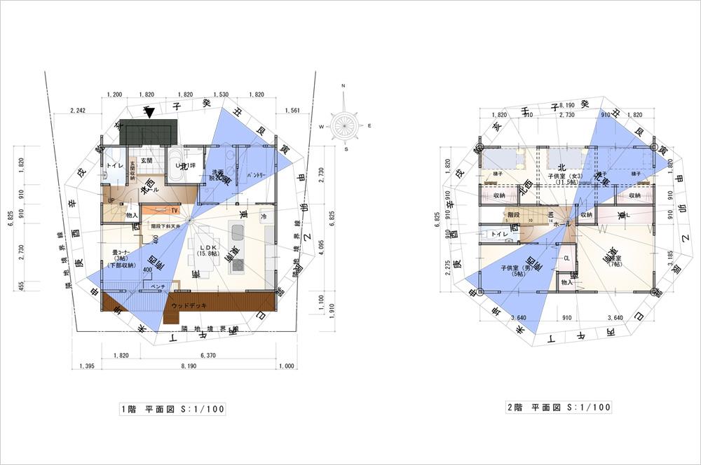 設計図面の作成